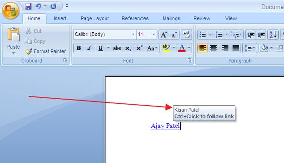 Create ToolTip on Mouse Hover in Microsoft Word Tips on Managing - note taking template microsoft word