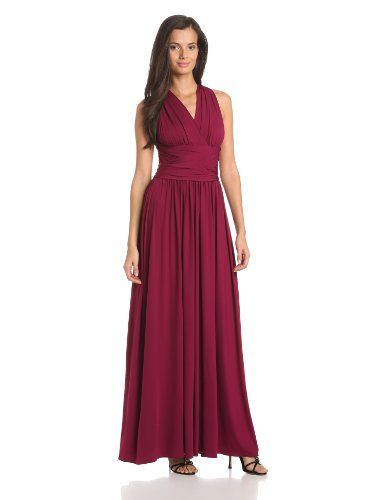 HALSTON HERITAGE Women's V-Neck Sleeveless Evening Dress with Criss-Cross Back, Boysenberry, 8 Halston Heritage http://www.amazon.com/dp/B00EI4EPR8/ref=cm_sw_r_pi_dp_FiNLtb0C6FYPC3DA