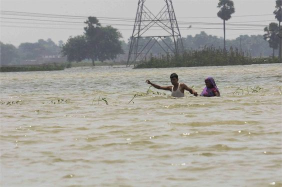 District-Level Flood Maps For Bihar Ready