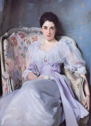 Portrait of Lady Agnew of Locknaw, John Singer Sargent, 1892 (Scottish National Gallery, Edinburgh, Scotland)