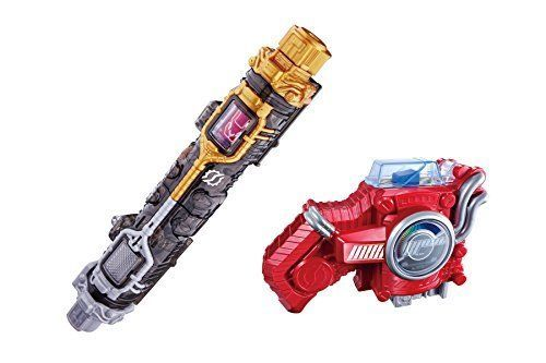 BANDAI Kamen Rider Build DX Hazard Trigger Japan