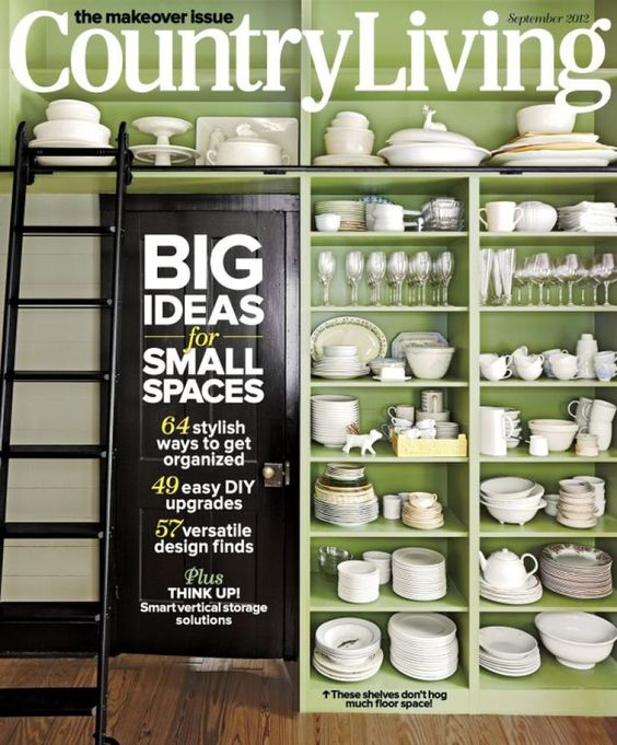 ► ► ► COUNTRY LIVING US . http://www.countryliving.com/: Country Magazine S, Cities, Country Living, Lifestyle, Living September, Magazines, September 2012, Dream Kitchens