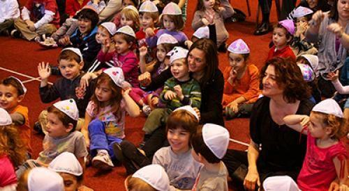 Tot Shabbat | Valley Beth Shalom. 2nd & 4th shabbat of the month