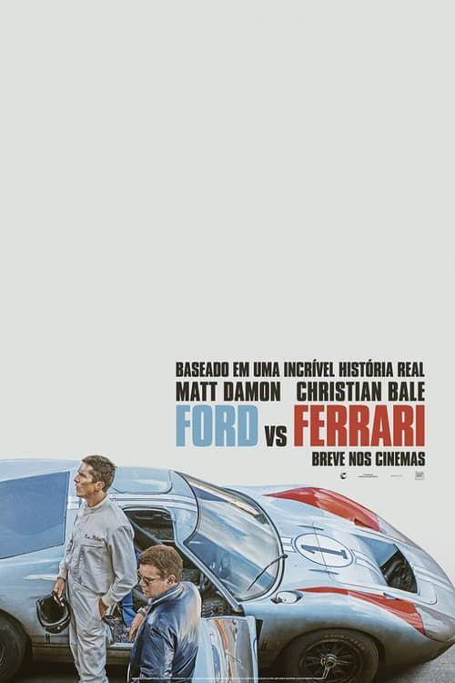 Watch Ford V Ferrari Movie Dual Audio Download Free Online Free