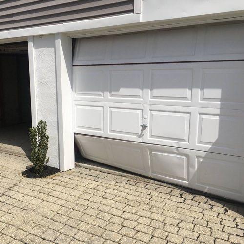 Bent Garage Door Panels Door Repair Garage Door Panel Repair Garage Doors