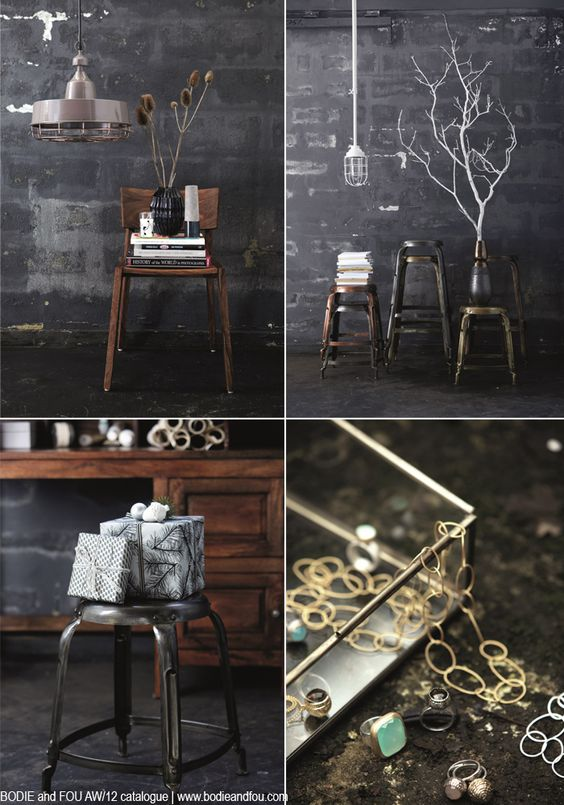Sneak peek of the BODIE and FOU AW/12 catalogue