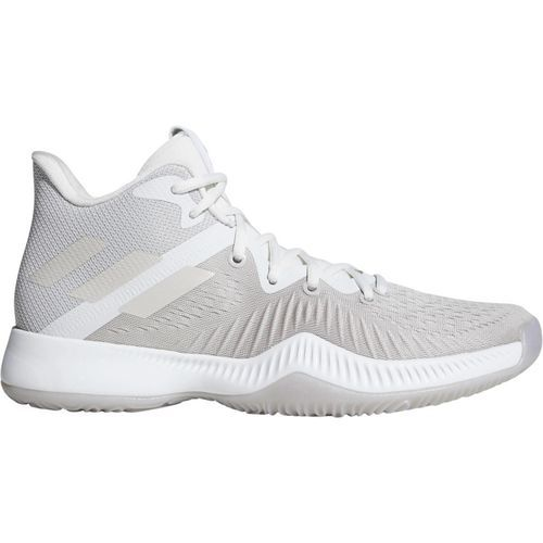 adidas Mad Bounce Mens Basketball Shoes White