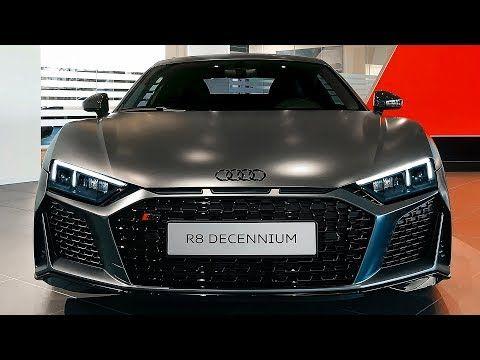 2020 Audi R8 V10 Decennium Video Audi R8 V10 Audi R8 Audi