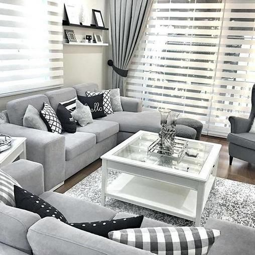 37 Choosing Gray Couch Living Room Colour Schemes Decorating Ideas Is Simple Vinhomesdecor Small Living Room Decor Living Room Grey Living Room Interior