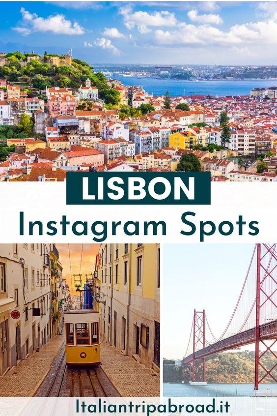 Lisbon Instagram Spots