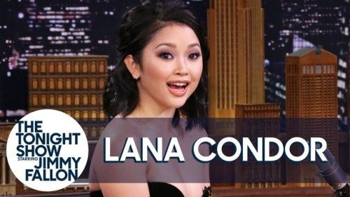 Lana Condor And Noah Centineo Made A Real Life To All The Boys Ive Loved Before Pact Lana Condor Talks About Her Journey Fr Chistes Graciosos Chistes Gracioso