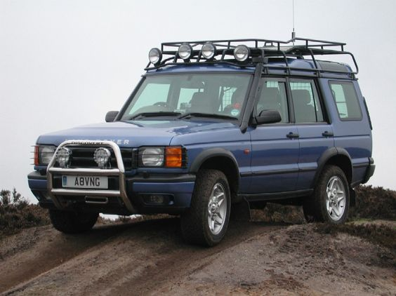 Safety Devices Expedition Roof Rack