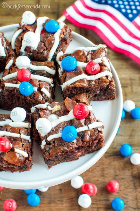 Festive Desserts That'll Sweeten Up Your Memorial Day BBQ
