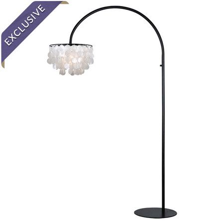 <3  Showcasing an arched metal base and oil-rubbed bronze finish, this eye-catching table lamp casts a warm glow in your living room or den.
