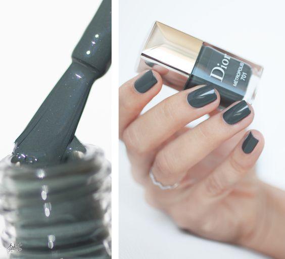 Vernis à ongles Dior – Automne 2015