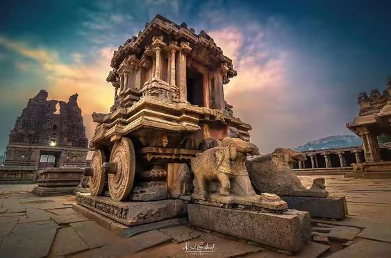 """88 Likes, 3 Comments - PHOTOGRAPHERS OF INDIA (@hindustan.photographer) on Instagram: """"The stone chariot • • • Picture Credit:- @subliminal_dreams • • To get featured on our page use our…"""""""