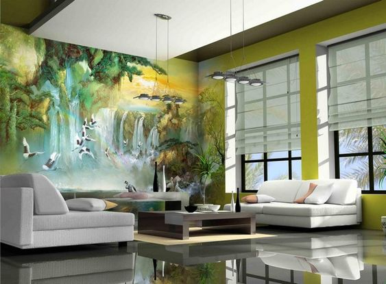 Boca do Lobo brings you some design inspirations for you modern living room through artwork, by exploring a variety of ways to make home artwork serve as more than just a focal point, but as unifying feature within an interior design.