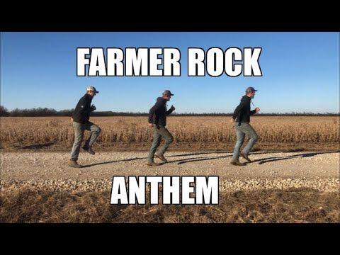 Farmer Rock Anthem Party Rock Anthem Parody Ft Millennial