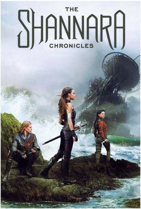 Les Chroniques De Shannara Saison 3 : chroniques, shannara, saison, Chroniques, Shannara, Chronicles, #tvshowgenres, #show, #genres, Chronicles,, Shanara, Genres