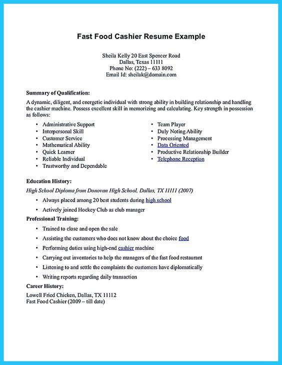 professional bartender resume samples for job applicants ...