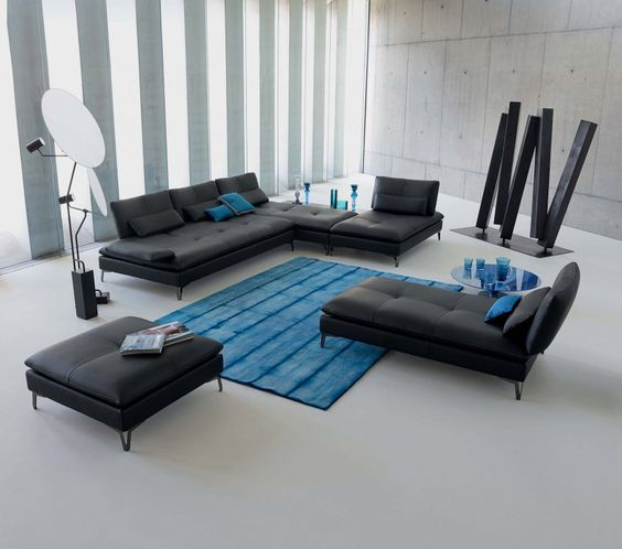 roche bobois scenario chaise lounge could be by the window for lone relaxing but can be joined. Black Bedroom Furniture Sets. Home Design Ideas