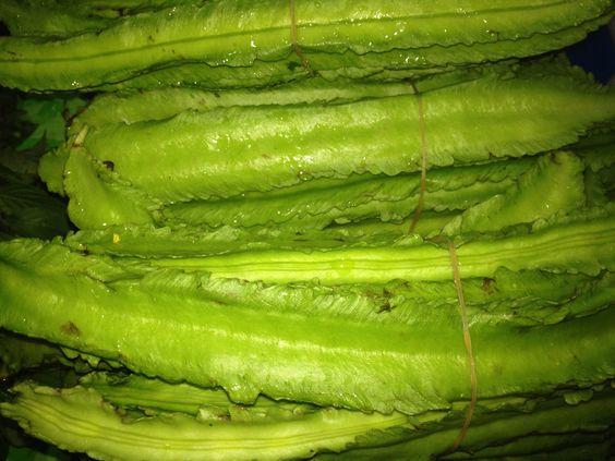 Pakow is similar to string bean.