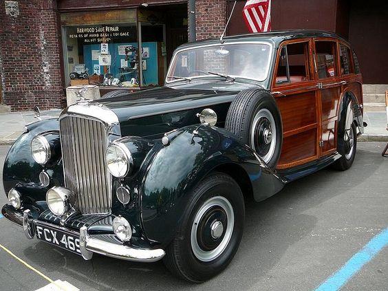 1949 Bentley Shooting-Brake