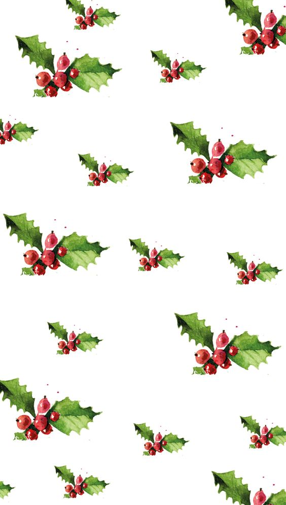 Mistletoe wallpaper