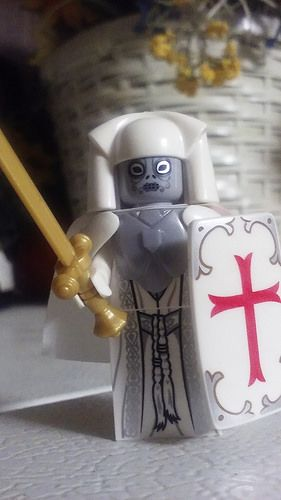 The Armoury: White Nun, by Red_SPAMbot