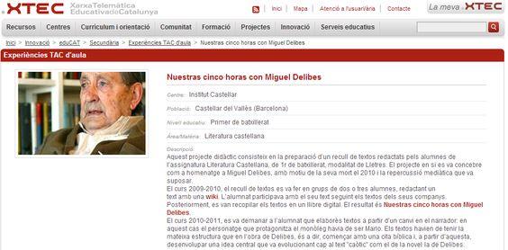 Proyecto Nuestras cinco horas con Mario, Cursos 2009-2010, 2010-2011.