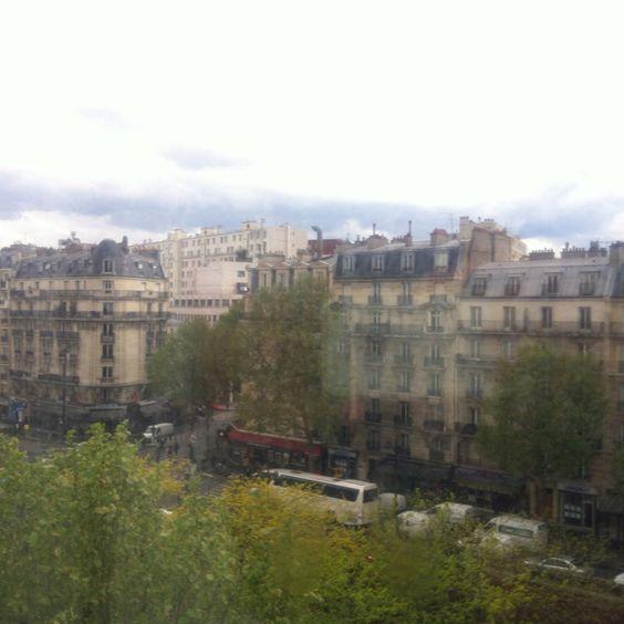 Porte de clichy residential area paris favorite places for Porte clichy
