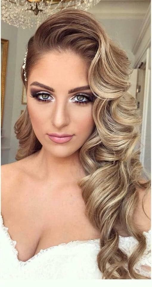 Pin By Ashlyn On Wedding Hilyeverholland Hair