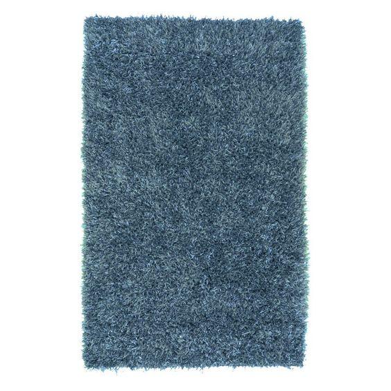 Surya Shimmer SHI-5004 Area Rug - Teal Blue - SHI5004-8106