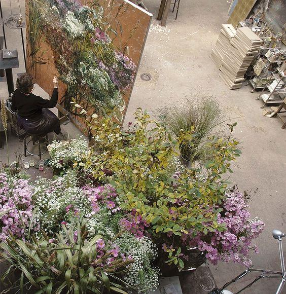 Claire Basler/ Клер Баслер :Наш уголок я убрала цветами, К вам одному неслись мечты мои .... Обсуждение на LiveInternet - Российский Сервис Онлайн-Дневников
