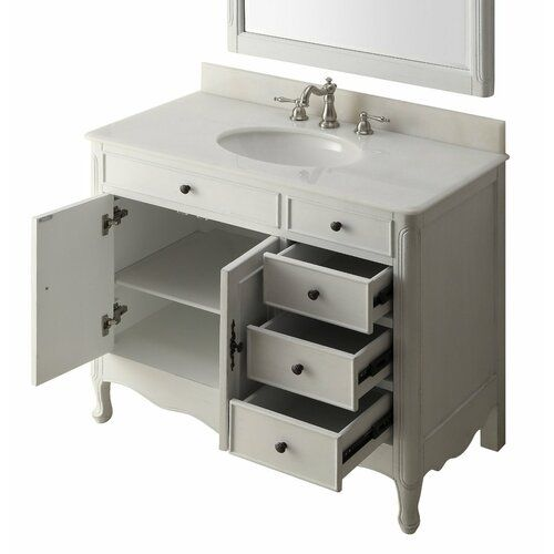 Walburn 38 Single Bathroom Vanity Set Reviews Birch Lane Bathroom Vanity Traditional Bathroom Vanity Single Bathroom Vanity