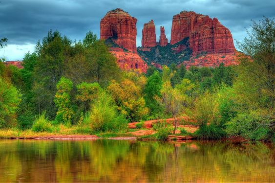 Arizona Is Beautiful Most Beautiful Places In The United States United States Storm