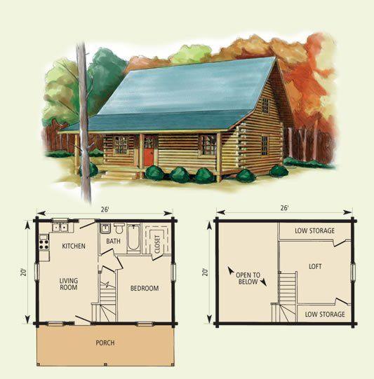 10 Inspiring English Cottage House Plans Log Cabin Floor Plans Cabin Plans With Loft Loft Floor Plans