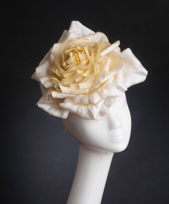 Classic silk rose by Lomax & skinner