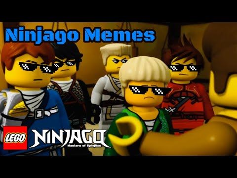 Lego Ninjago Memes 10 Youtube Ninjago Memes Ninjago Lego Humor