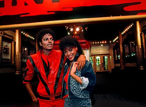 "Michael Jackson & Ola Ray, ""you were scared weren't you"