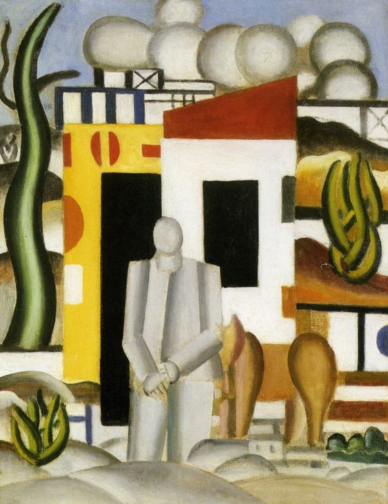 FERNAND LEGER Man needs colour to live, it's just as necessary an element as fire and water.