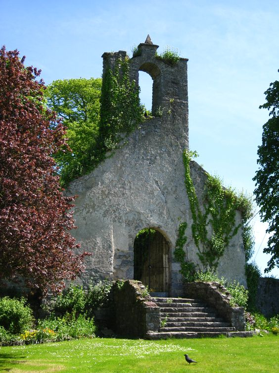 Kells Priory, Kilkenny Ireland: