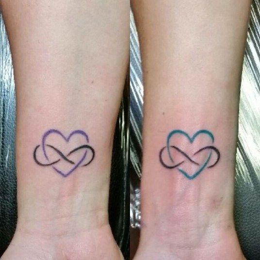 Beste 30x de leukste moeder dochter tattoos (met afbeeldingen IF-39