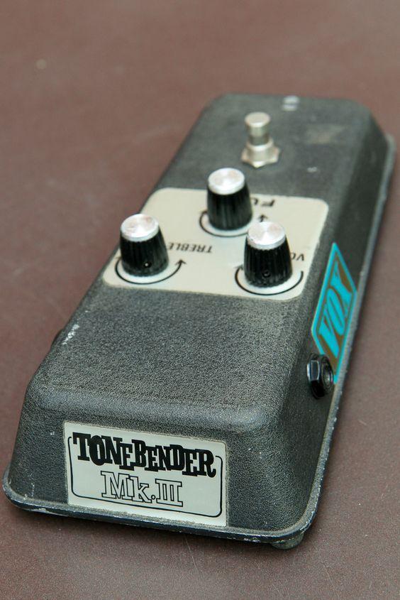 Vox MKIII Tonebender
