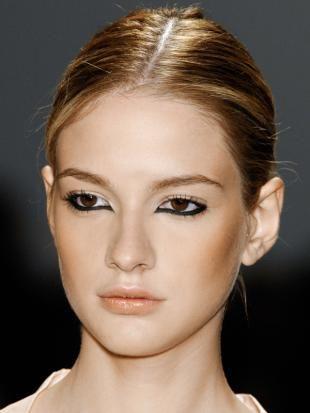 Party Make-Up: Unterstrich