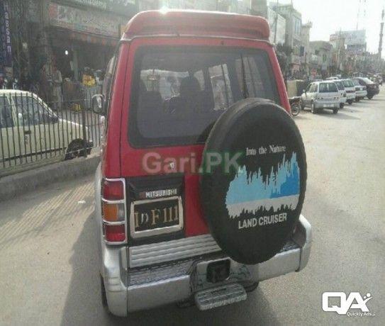 Mitsubishi Pajero 1993 For Sale In Rawalpindi Rawalpindi Buy