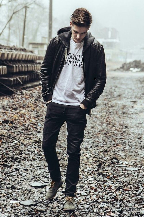 Cool Guy Outfits Tumblr The Image Kid