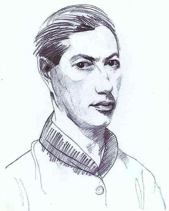Nathan Altman self-portrait-1926.jpg (572×713)