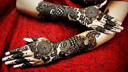 20 Beautiful Mehndi Designs