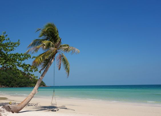 Bai Sao Beach in Phu Quoc - Vietnam Best Beaches
